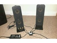 Creative gigaworks T40 speakers