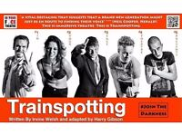 1x Trainspotting @ The Loco Klub on Friday 23 Sept 20:45