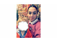 Babysitter/nanny