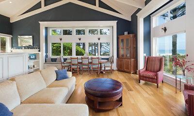 Hickory Natural Engineered Click Lock Hardwood Flooring $1.9