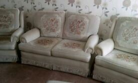 Three piece suite FREE to anyone who can collect