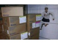 Cardboard boxes ideal for posting, packing and storage. FREE