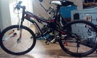 Supercycle Dual suspension mmountain bike in PERFECT CONDITION!!