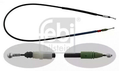 Cable, parking brake FEBI BILSTEIN 33168