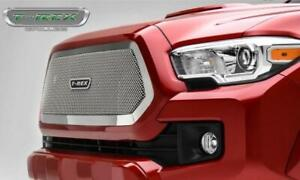 2016-2016 Tacoma  Upper Class STAINLESS POLISHED Grille