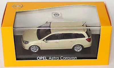 OPEL Astra Caravan - break 4 portes / doors 1:43 MIB neuf new