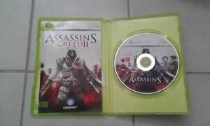 XBOX 360 GAME – ASSASSIN'S CREED II Bridgeman Downs Brisbane North East Preview