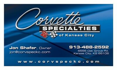 Corvette Specialties of KC