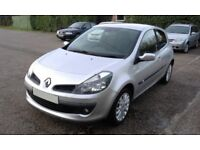 Renault Clio 1.4 Dynamique S Very Low Mileage Just 75,000 Miles Full Service History MOT JULY 18