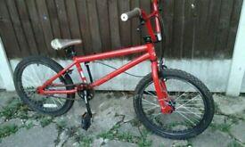 Mongoose logo bmx bike
