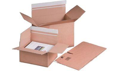 #10xsmartboxpro Blitzbodenkarton, DIN A3+, SK, braun