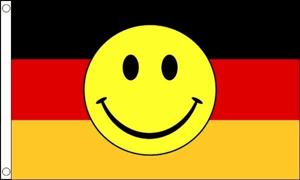 Germany Flag Banner 5ft x 3ft 150cm x 90cm Hessen Landesdiensfl