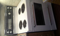 Stove Everthing works and super clean.!!!!