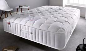 Superking size mattress 10inch 3500 pocket sprung