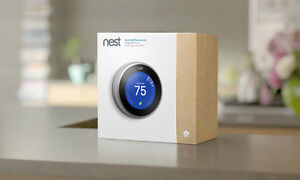 Looking to buy brand new Nest thermostats and Cameras