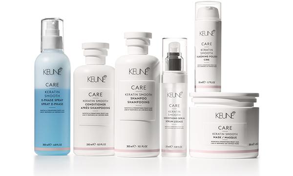 Keune Shampoo Conditioner Hair Mask 2-Phase Serum Silkening