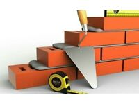 Reliable Bricklayers for All aspects of Brickwork/Blockwork