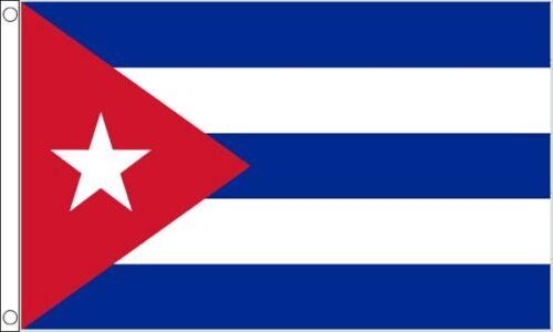 Cuba 3ft x 2ft (90cm x 60cm) Flag