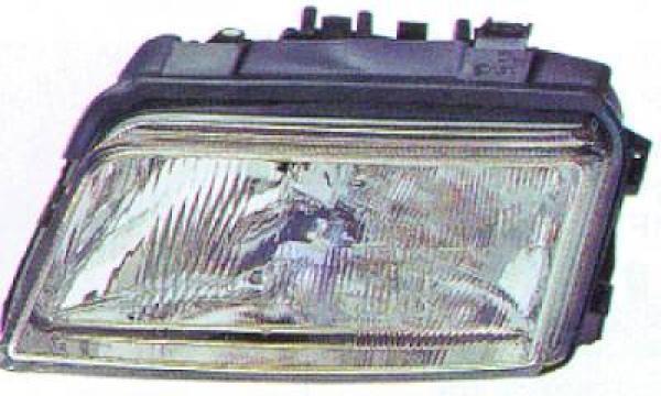 Scheinwerfer links vorne AUDI A4 94-99 H4 für reg elektrisch Depo Modell V
