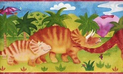 Dinosaur Wallpaper Border, Chesapeake Children GU92042B