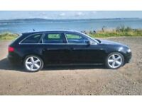 Audi A4 Avant 2.0TDi s line Special Edition Auto (LOW MILES) PRICE REDUCTION!