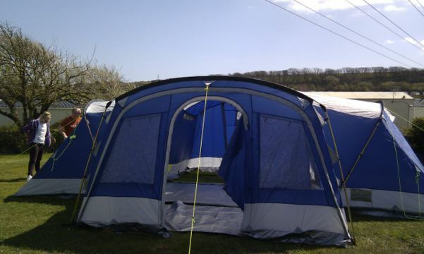 Skandika Nimbus 12 person tent. & Skandika Nimbus 12 person tent. | in Jarrow Tyne and Wear | Gumtree