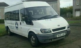 15 Seater Transit Mini Bus