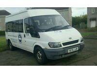 15 Seater Transit Mini Bus