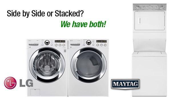 27 wide washing machine