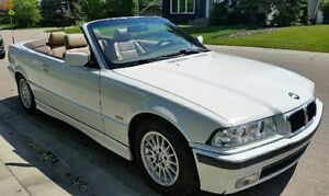 1998 BMW 3-Series Convertible
