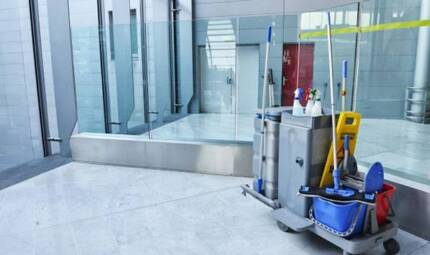 Lease end cleaning - Quakers Hill