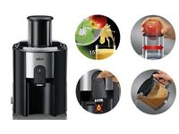 Braun J 500 WH - juice makers