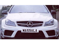 Private number plate, MASALA,MASHALLAH,Restaurant,chef,takeaway,AMG,S3,RS4,Audi,BMW,number plate X5