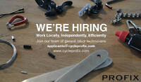 Profix: Hiring for General Labour