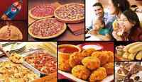 Pizza hut is Hiring for delivery drivers !!