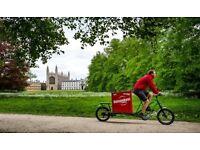 Cycle Courier - Outspoken Delivery – Cambridge, Cambridgeshire