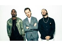 4 X STANDING CHASE & STATUS TICKETS - 1ST NOVEMBER BRIXTON ACADEMY