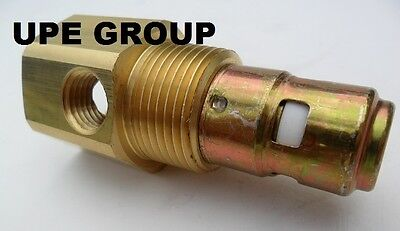 New In Tank Check Valve For Air Compressor 34 Inverted Flare Inlet X 34 Mnpt