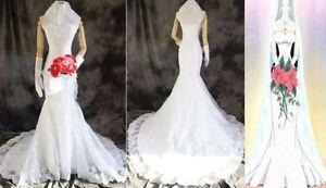 H-026-Una-Pieza-Boa-Hancock-Vestido-de-novia-Cosplay-Disfraz-a-Medida