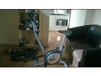 Exercise Bike, Used once.