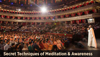 Unveiling Infinity - Best opportunity to meditate with Sri Sri