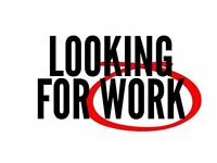 Looking for part time work