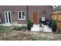 I am looking For Weekend Ground Work/Patios/Block Paving