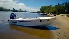 Ski Boat Haines Hunter PRICED TO SELL Coolum Beach Noosa Area Preview