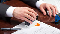 Affordable Notary Public and Legal Services - 15$ Notary
