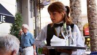 barman serveuse cuisinier