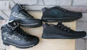 boots & shoes Timberland Size US 9 ½ men's sneaker Adidas Boost