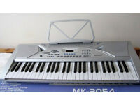 Acoustic solutions 54 key teaching type keyboard