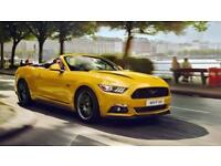 """New Ford Mustang 0% finance 5.0 V8 GT """"SHADOW EDITION"""" Convertible"""