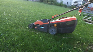 Lawnmower --free with pick up of junk